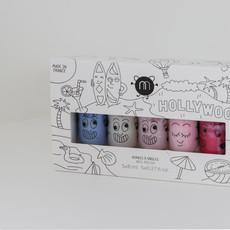 Nailmatic Nailmatic nagellak 'Hollywood' set van 5 kleuren