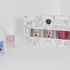Nailmatic Nailmatic nail polish set 'Hollywood' 5 colours