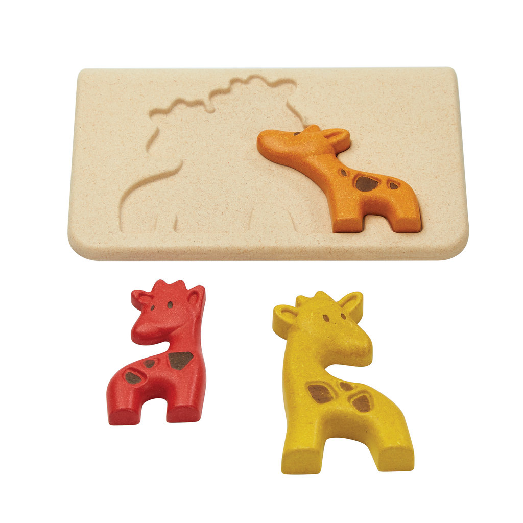Plan Toys Plan Toys giraffe puzzle
