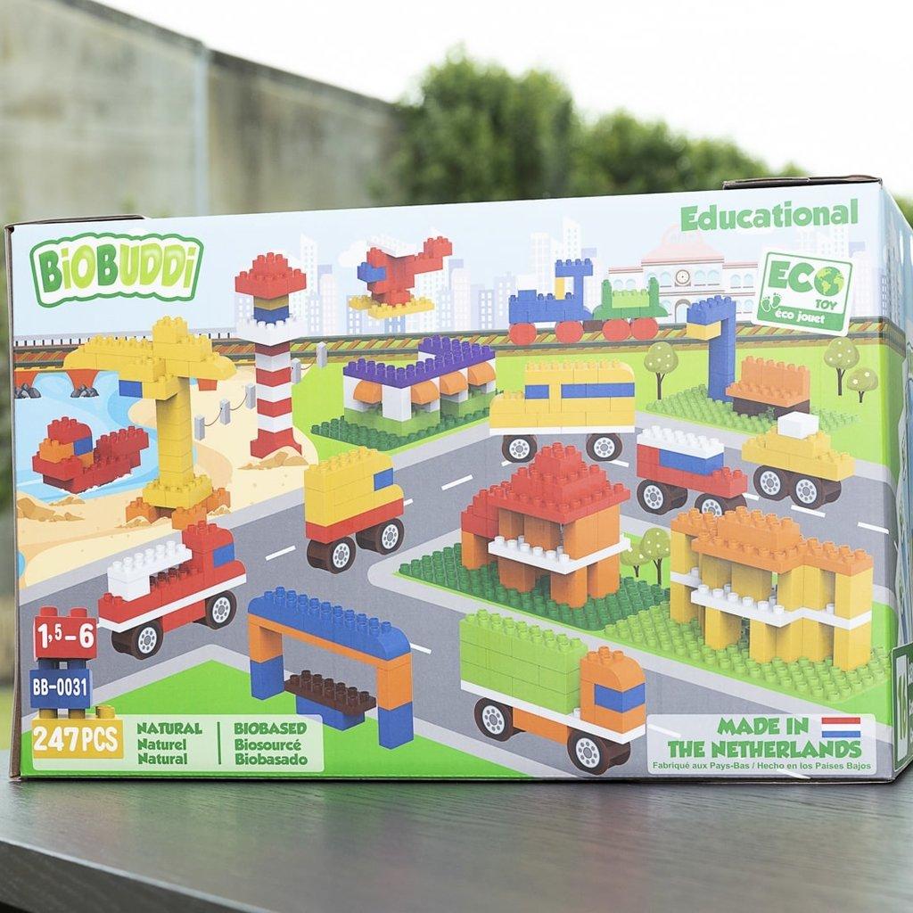 BioBuddi City building blocks superset