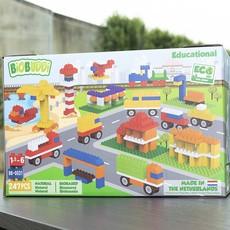 Biobuddi City  bouwblokken superset