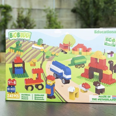 BioBuddi Boerderij bouwblokken superset