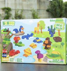 BioBuddi Animals building blocks superset