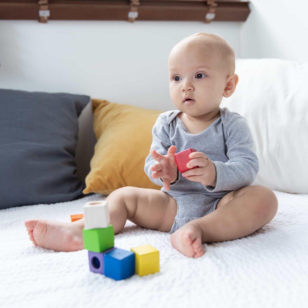 Plan Toys Blocs Sensoriels