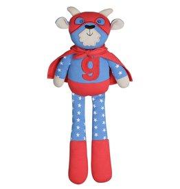 Organic Farm Buddies Cuddly toy 'Super Go-T'