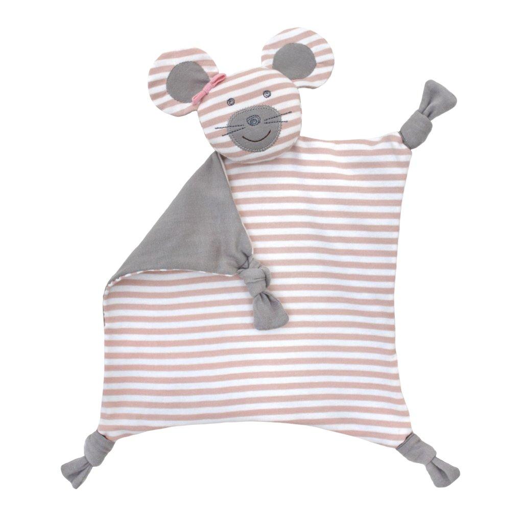 Organic Farm Buddies Doudou 'Ballerina Mouse'