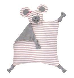 Organic Farm Buddies Cuddly blanket 'Ballerina Mouse'