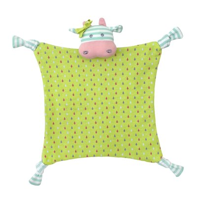 Organic Farm Buddies Cuddly blanket 'Belle Cox'
