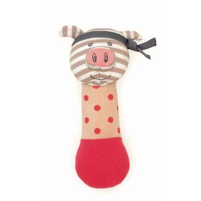 Organic Farm Buddies Pork Chop rattle
