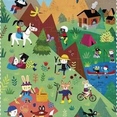Londji Puzzle Allons à la montagne