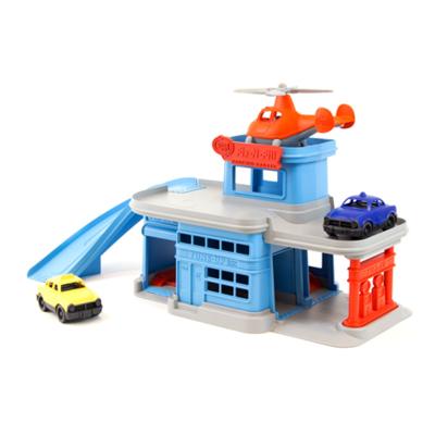 Green Toys Garage parking