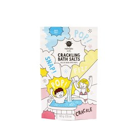 Nailmatic Crackling bath salts blue