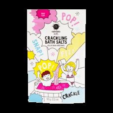 Nailmatic Crackling bath salts pink
