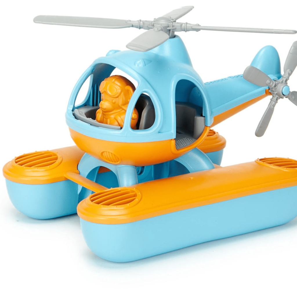 Green Toys Green Toys seacopter blue