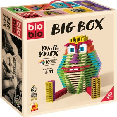 BioBlo Big Box 340 blocs de construction