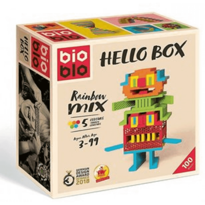 BioBlo Hello Box rainbow