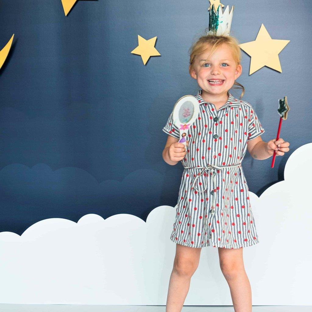 Mister Tody Princesse en carton