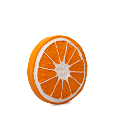 Oli & Carol Anneau de dentition Clementino l'orange