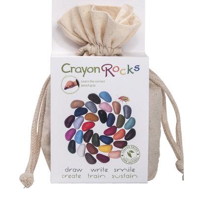 Crayon Rocks Soy crayons in bag (32 pieces)