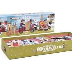 Londji Puzzle 10 Travellers