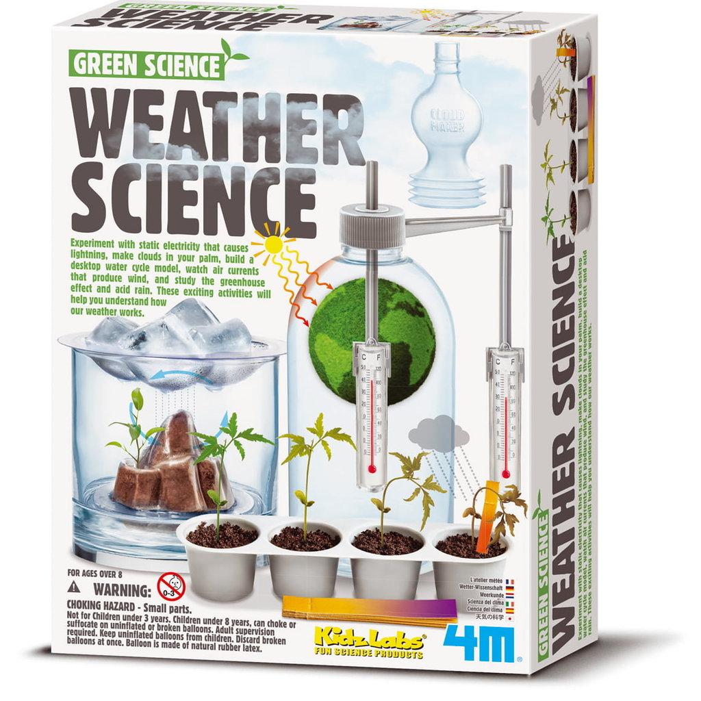 Weather science set