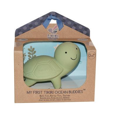Tikiri Rubberdier zeeschildpad