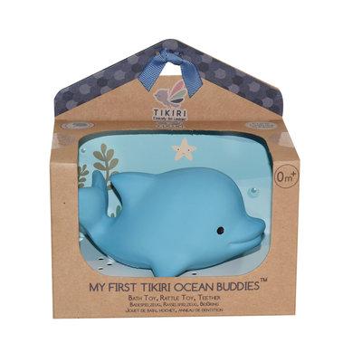 Tikiri Animal en caoutchouc dauphin