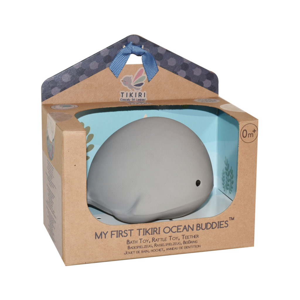 Tikiri Rubber whale