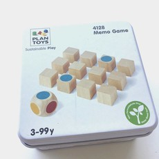 Plan Toys Mini memory game