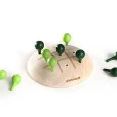 Milaniwood Green Tris