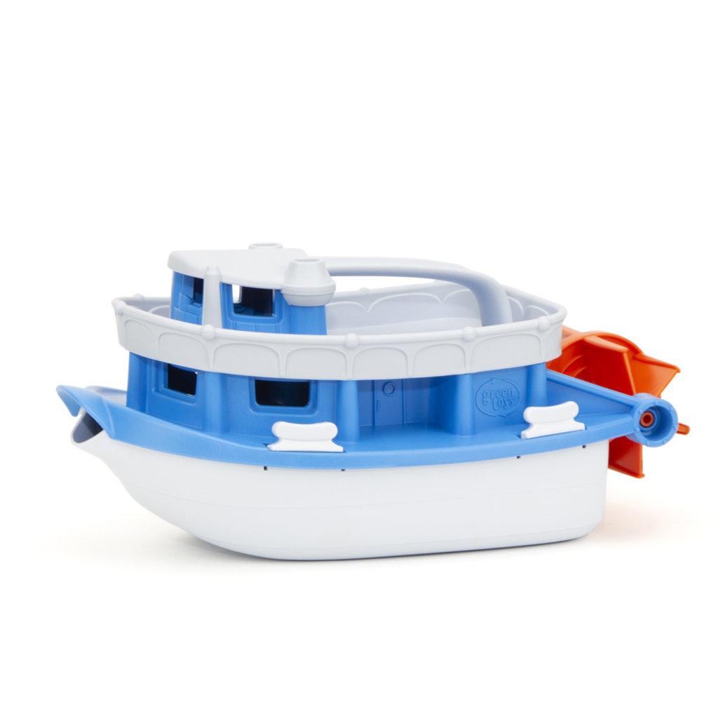 Green Toys Raderboot