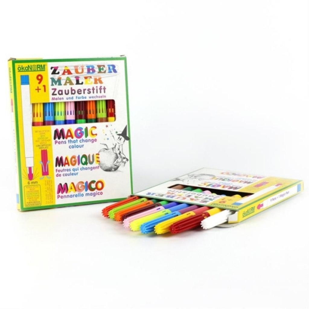 Ökonorm Magic pens that change colour