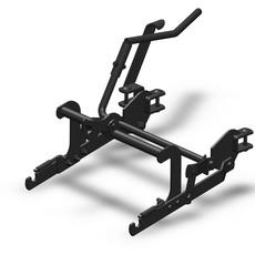 BERG gocarts Rear lifting unit