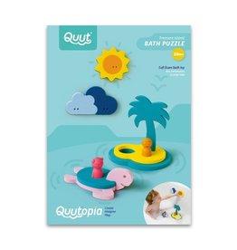 Quut Treasure Island bath puzzle