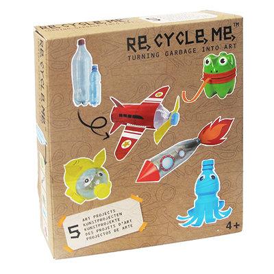 Re-Cycle-Me Bouteille plastique garçon