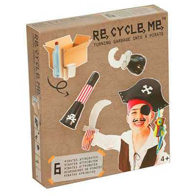 Re-Cycle-Me Crafting Package Pirate Costume