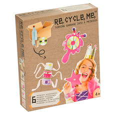 Re-Cycle-Me Kit créatif costume princesse
