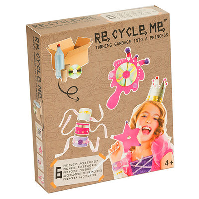 Re-Cycle-Me Kit créatif costume princesse