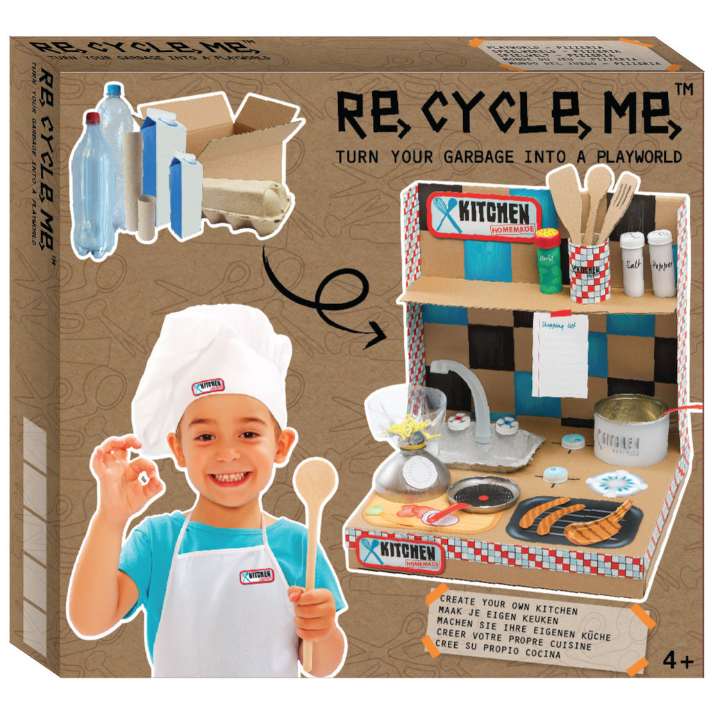 Re-Cycle-Me Crafting Package Kitchen