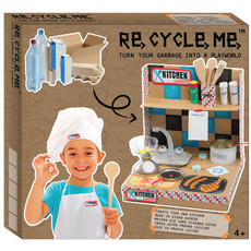 Re-Cycle-Me Knutselpakket keuken