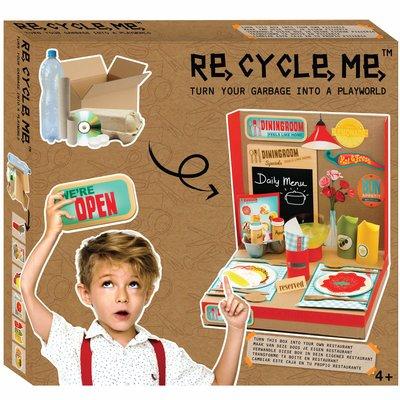 Re-Cycle-Me Kit créatif restaurant