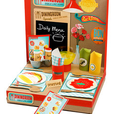 Re-Cycle-Me Crafting Package Restaurant