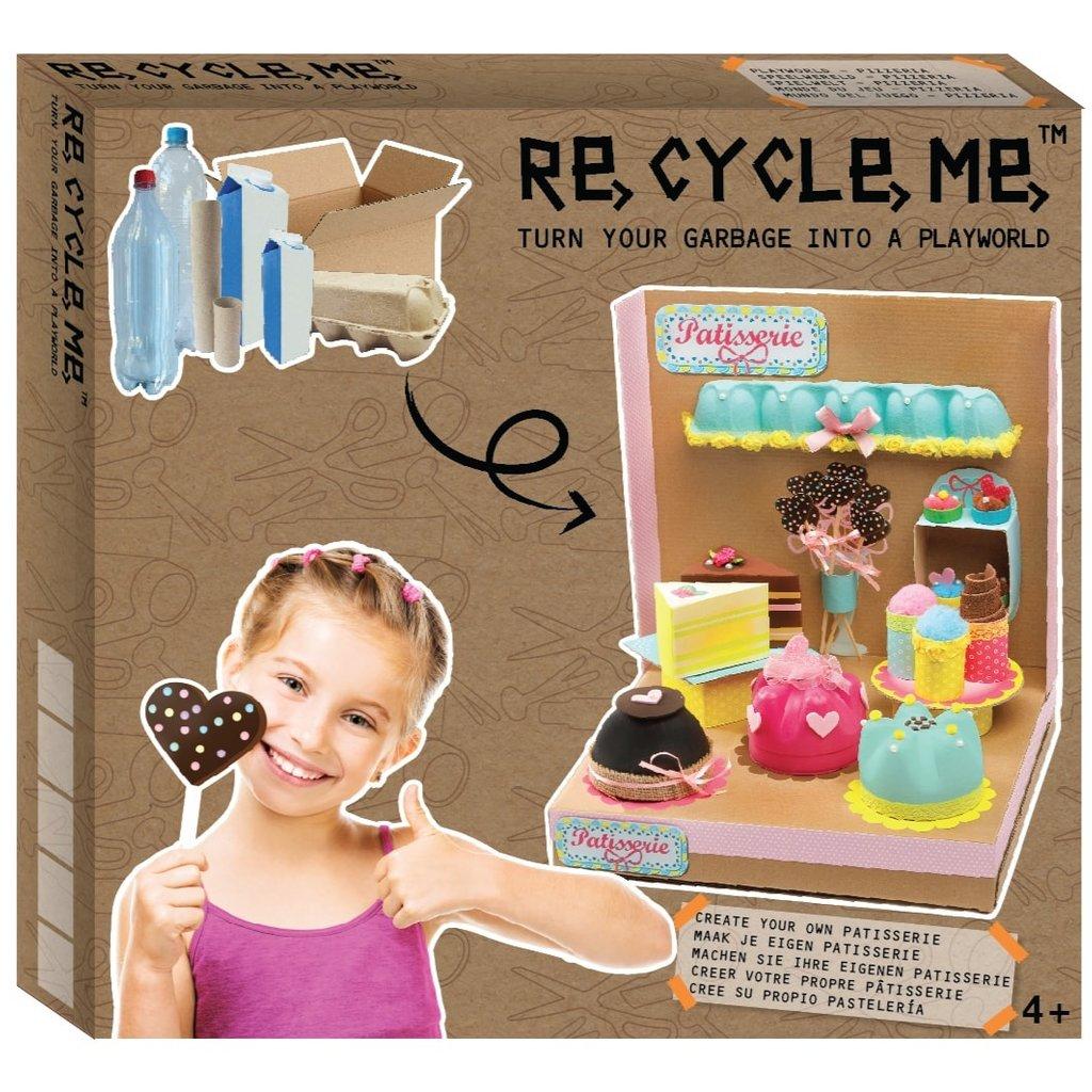 Re-Cycle-Me Knutselpakket patisserie