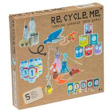 Re-Cycle-Me Knutselpakket spelletjes