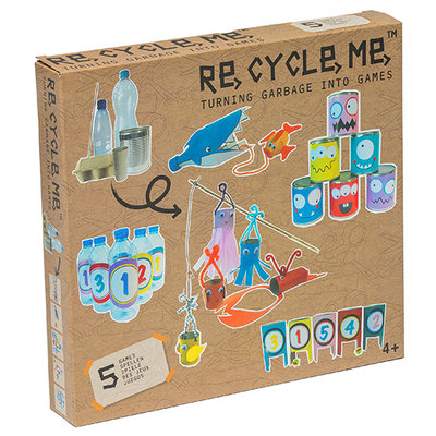 Re-Cycle-Me Crafting Package Games