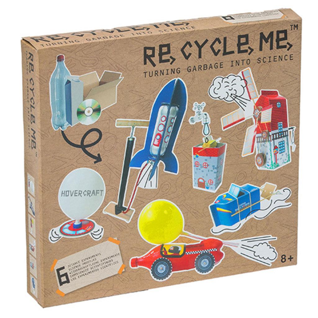 Re-Cycle-Me Knutselpakket wetenschap