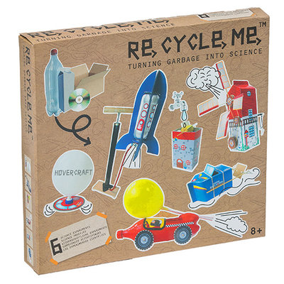 Re-Cycle-Me Crafting Package Science