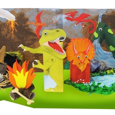 Re-Cycle-Me Crafting Package XL Dinosaurs