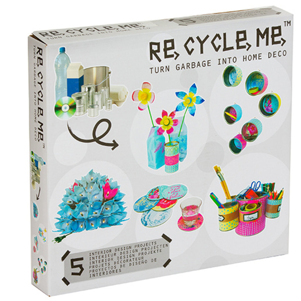 Re-Cycle-Me Home decoration box 2
