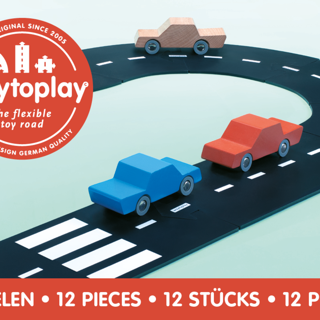 Waytoplay Ringroad Toy Road Set